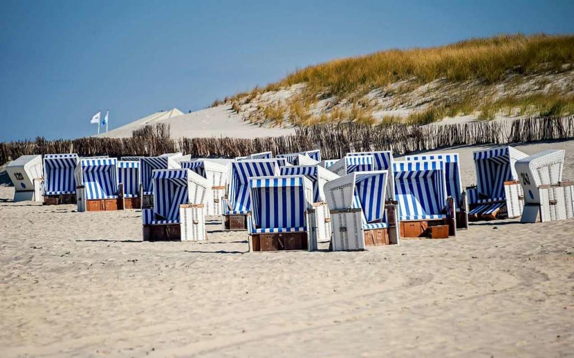 Sylt bekommt jede Menge neuen Sand  | Foto: dpa