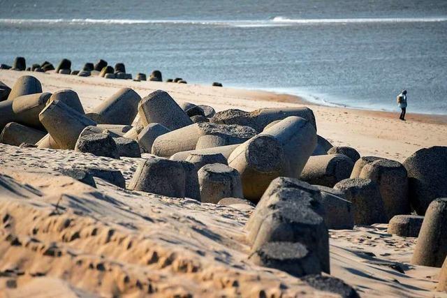 Auf Sylt sollen Touristen ihren Sand künftig selber mitbringen