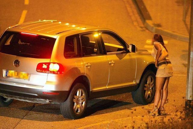 Der Straßenstrich in Straßburg: Europas Gehsteig