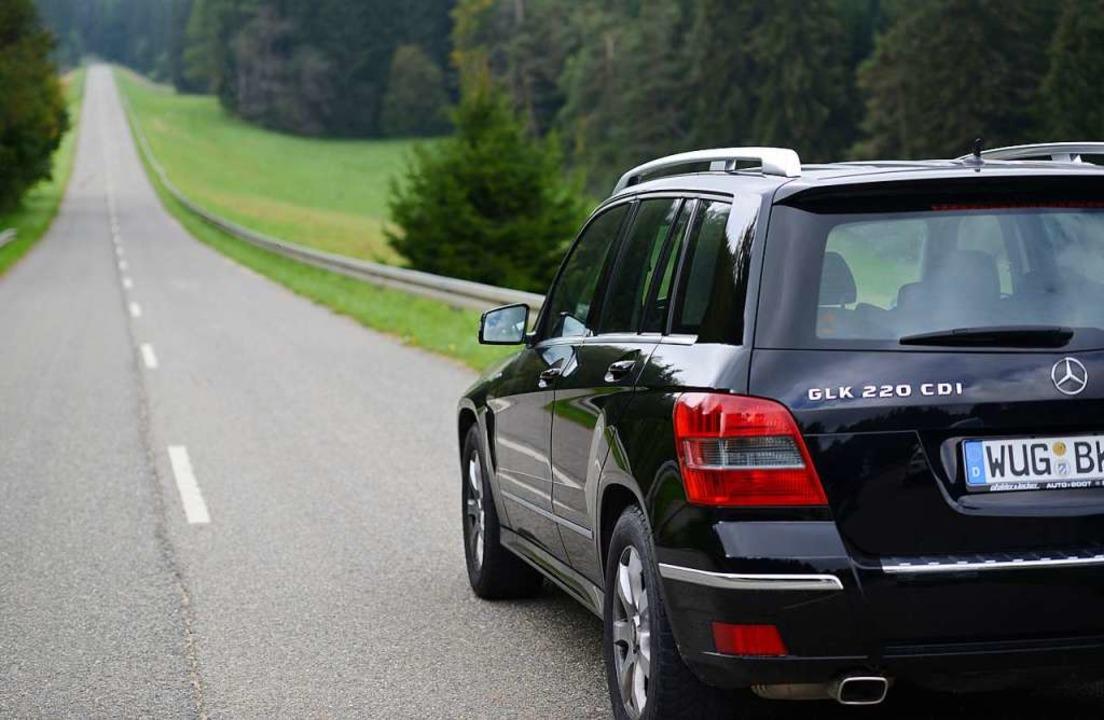 60000 Fahrzeuge des Modells Mercedes-B...der Abgasnorm 5 sollen betroffen sein.  | Foto: dpa
