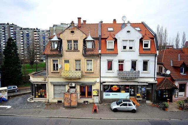 Prostitution in der Zähringerstraße 374? Empörung über eine verfallende Villa