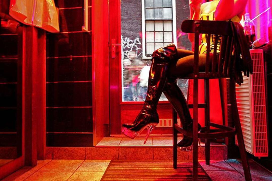 Was sind Prostituierte?  | Foto: AFP