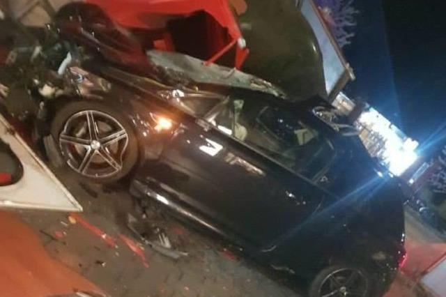Welche Konsequenzen hat der Alkohol-Crash für den Schweizer Fahrer?
