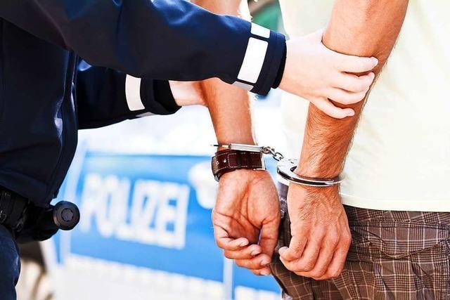 29-Jähriger beleidigt Polizisten im Vorbeifahren