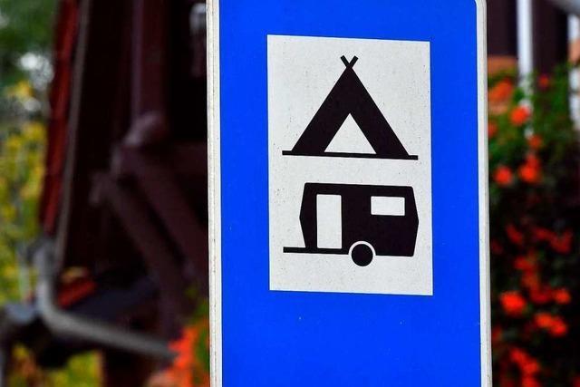 Polizei sucht Zeugen nach Wohnwagendiebstahl
