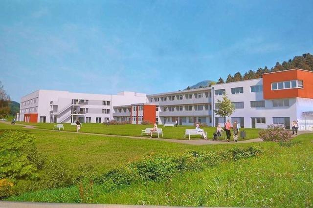 Land fördert BDH-Klinik in Elzach mit 16 Millionen Euro