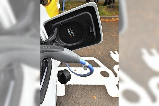 Mobil mit Strom in Heitersheim
