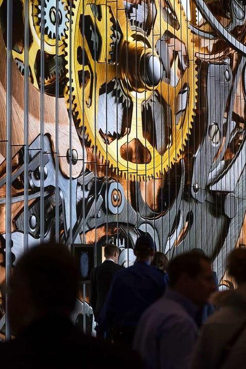 Die Baselworld 2020 wird ohne Breitling stattfinden.    Foto: Georgios Kefalas