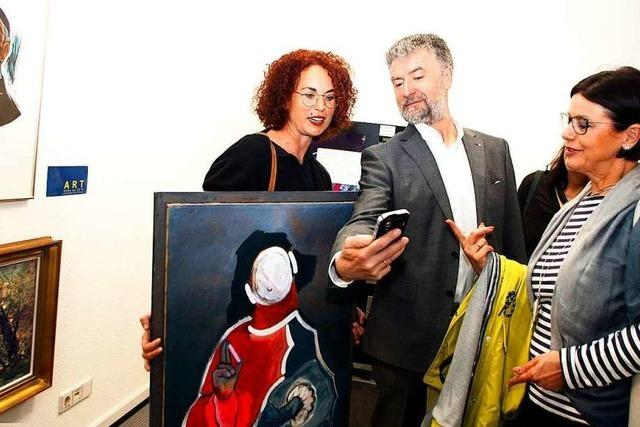 Vergessene Kunstwerke werden versteigert