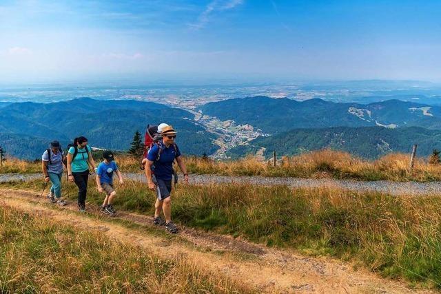 Die Schwarzwaldregion Belchen verzeichnet mehr Gäste, aber weniger Übernachtungen