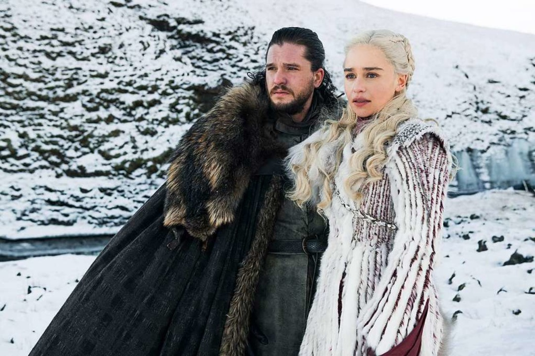 "Beziehungsstatus ""Es ist kompliz...nd Daenerys Targaryen (Emilia Clarke).  | Foto: HELEN SLOAN SMPSP"