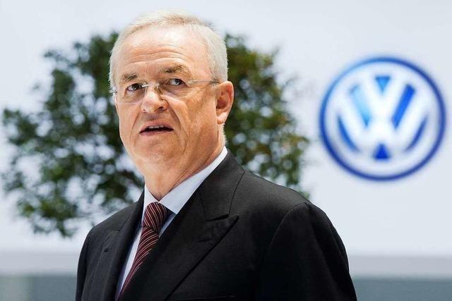 Vorwürfe gegen Winterkorn sind ein Alarmsignal für VW