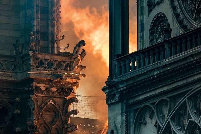 Notre-Dame: Feuer gelöscht – Ermittler gehen weiter von Unfall aus