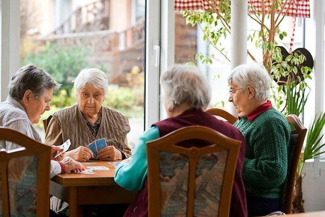 Thema Seniorenwohnen erhitzt die Gemüter im Ebringer Gemeinderat
