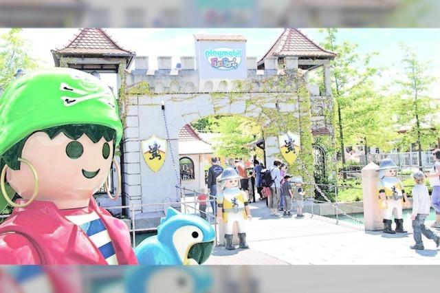 BZ-Card-Kurzurlaub: Übernachtung in Nürnberg, Playmobil-Funpark, gefüllter RucksackfürKid