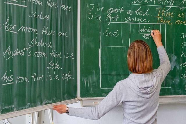 Angestellte Lehrer in Lörrach fühlen sich ungleich behandelt