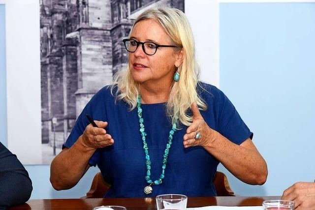 Video: Yvonne Faller will Brandschutz am Freiburger Münster optimieren