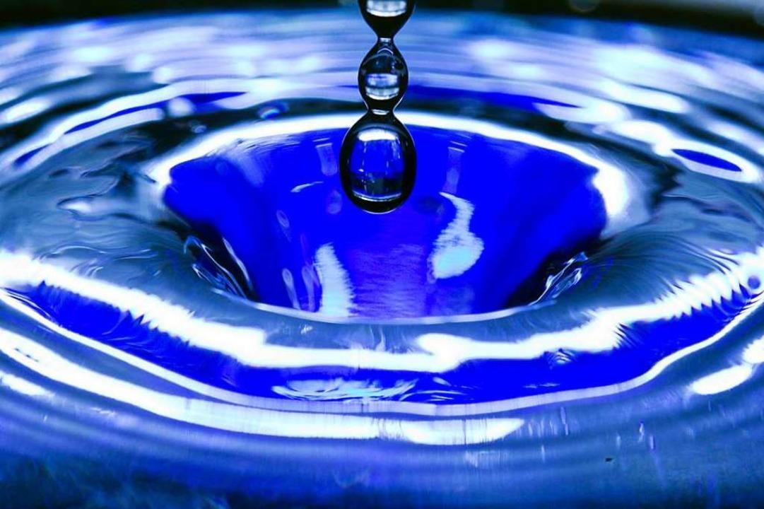 Wasser marsch! Neben dem Anschluss des...asser  verbessert werden (Symbolbild).  | Foto: dpa