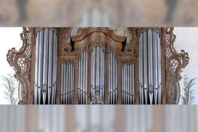 250 Jahre Silbermann-Orgel in Ettenheimmünster: Konzerte