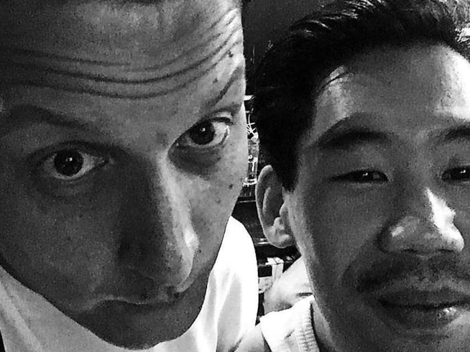 Rush-Hour-Labelchef Antal und Über-DJ ...rbot gibt's in Basel nicht mehr.  | Foto: Promo