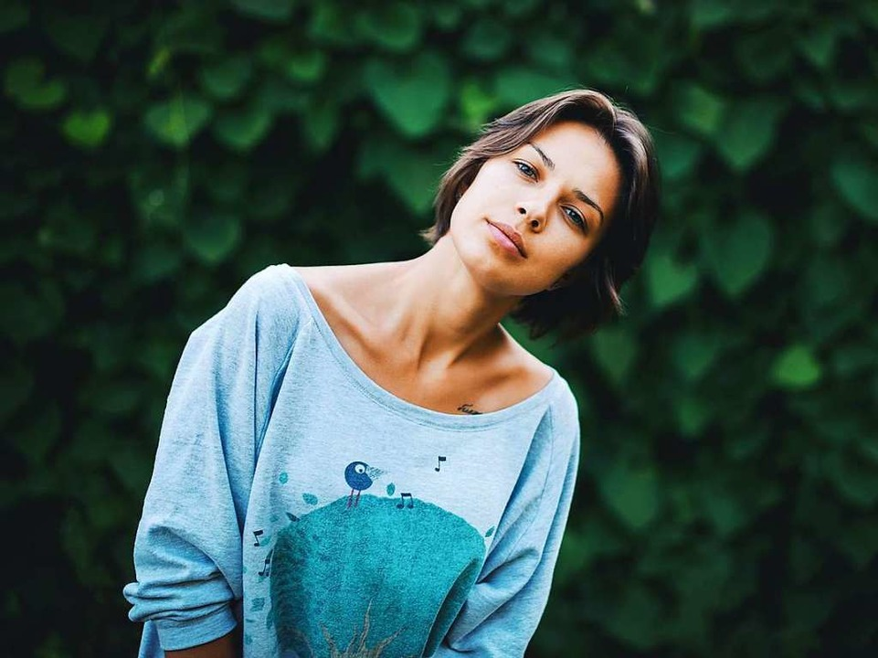 Techno-DJ Nastia ist am Samstag im Basler Viertel zu Gast.  | Foto: Promo