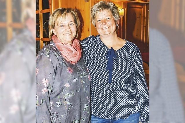 Zwei Frauen, die den Skiclub vor dem Aus bewahrten