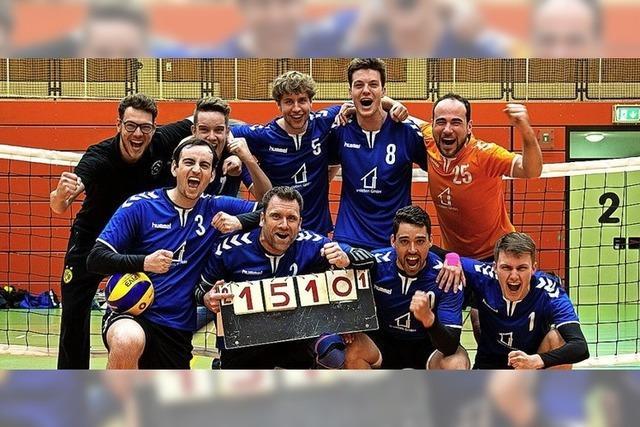 TV Kollnau-Gutach holt sich das Volleyball-Double