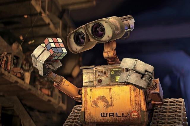 Der Filmworkshop dreht sich diesmal um Roboter