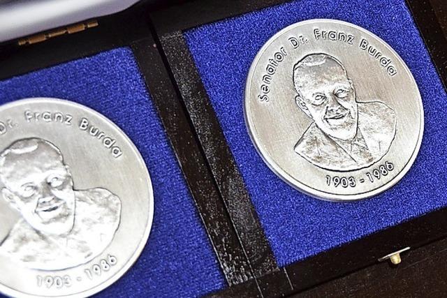 Hubert Burda Stiftung verleiht Ehrenamtspreis