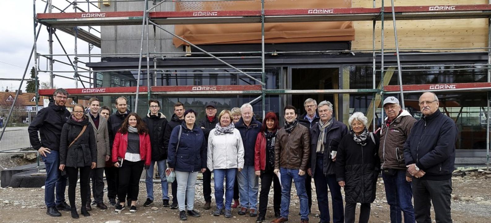 Sozialdemokraten und  andere Interessi...ere  Punkte in Brombach in den Blick.   | Foto: SPD Brombach