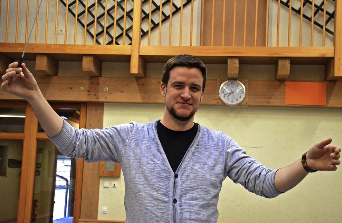 Nach seinem ersten Jahr bei der SWK bl...Christian Steinlein zufrieden zurück.     Foto: Gabriele Hennicke