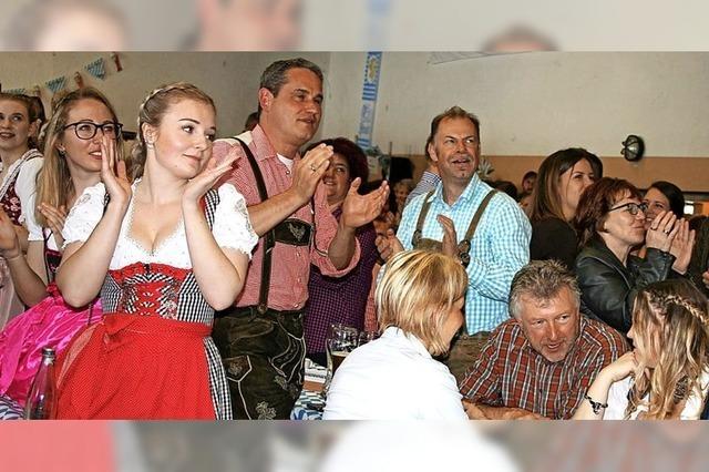 Im Kleinen Wiesental geht's bayrisch zu