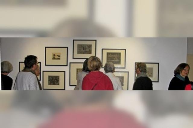 Paul Flora zu Gast im Kunstmuseum