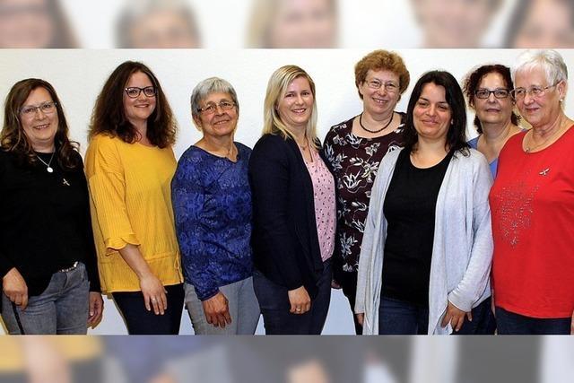 Die Landfrauen engagieren sich – nicht nur fürs Dorf