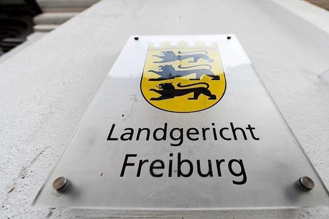 Freiburger Landgericht verurteilt 20-Jährigen wegen sexueller Nötigung