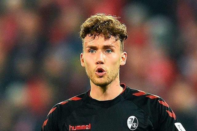 Luca Waldschmidt – der torgefährliche Ein- und Auswechselspieler