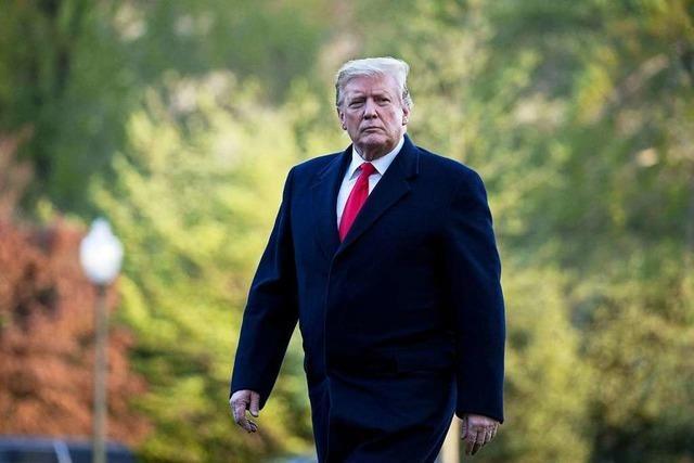 Trump legt Veto gegen Resolution zu US-Militärhilfe im Jemen ein