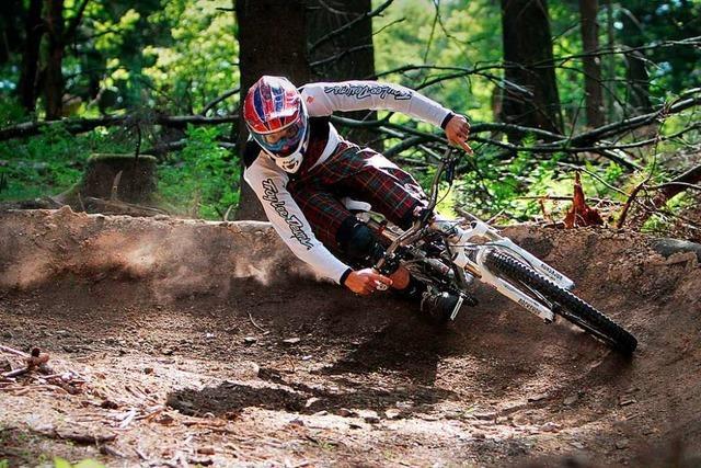 Wie eine Gemeinde über illegale Mountainbike-Pisten streitet
