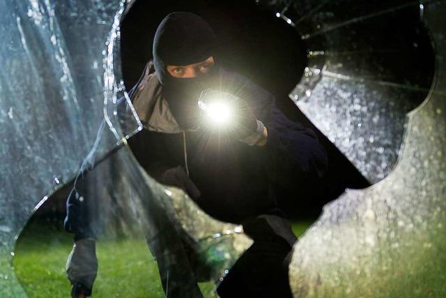 Einbruch ohne Diebstahl in ein Firmengebäude in Brombach