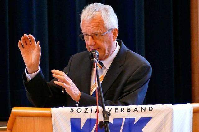 Kreisverband des VdK will sich trotz Erfolgen nicht zurücklehnen