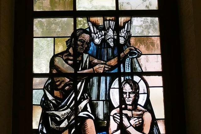 Die Sanierung der Fenster in der Rheinfelder Christuskirche kann beginnen