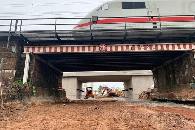 Offenburg wird über Ostern für Bahnreisende zum Nadelöhr