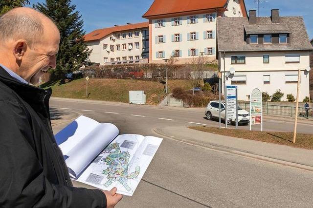 Grafenhausen wird aufpoliert – mit 2 Millionen Euro Fördermitteln