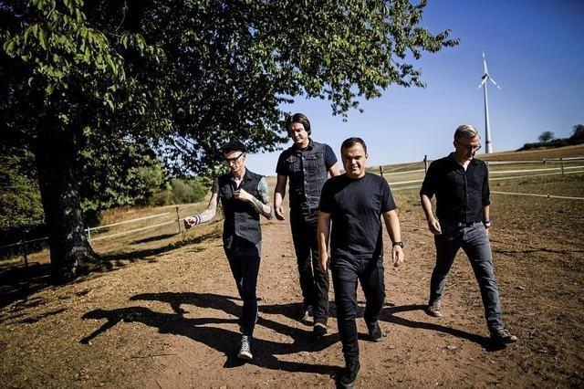 Die Punkband Pascow kommt in den Waldsee