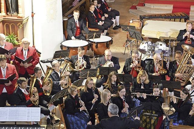 Doppelte Konzert-Power in der Häger St. Michaelkirche