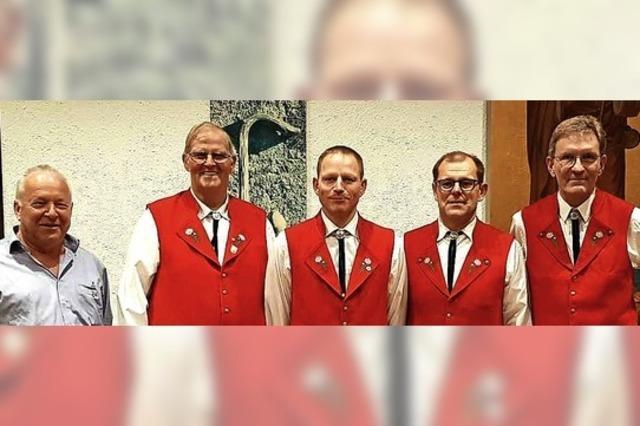 Männerchor tritt im Juni mit der Stadtmusik auf