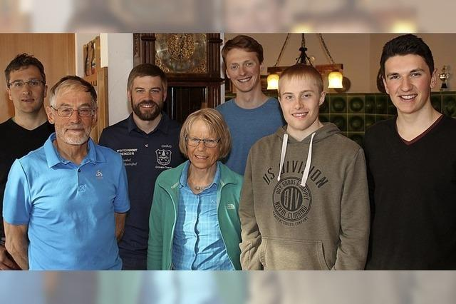 Bubenbach will junge Scharzwaldadler heranziehen
