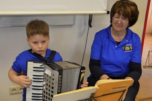 Musik kann man in jedem Alter machen