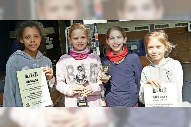 Belohnungen für fleißige und erfolgreiche Schüler