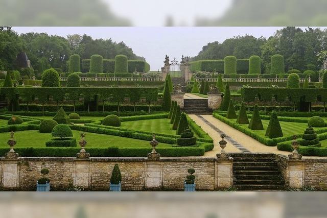 Gartenparadiese in der Normandie